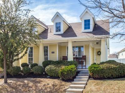 Fort Worth Single Family Home For Sale: 10937 Colonial Heights Lane