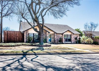 Allen Single Family Home For Sale: 546 Gillespie Drive