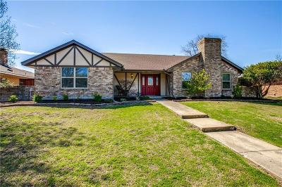 Richardson Single Family Home For Sale: 1516 Yorkshire Drive