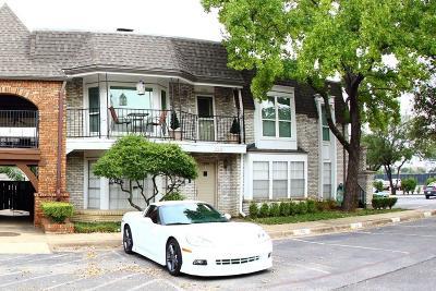 Dallas Condo For Sale: 15938 Club Crest Drive #2100