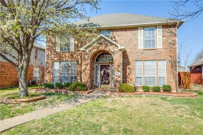 Frisco Single Family Home For Sale: 3809 Andover Drive