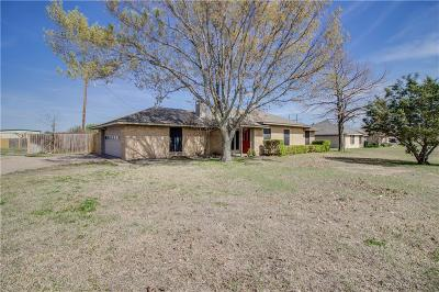 Red Oak Single Family Home Active Option Contract: 106 Quail Run Court
