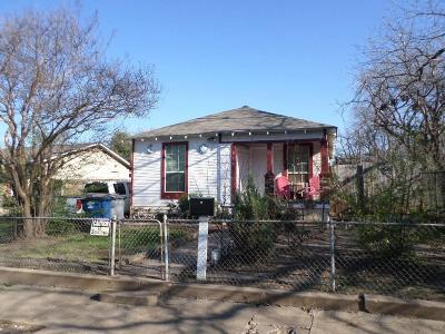Dallas Single Family Home For Sale: 311 Guthrie Street