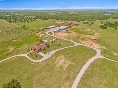 Jacksboro Farm & Ranch For Sale: 2454 380 W State Highway