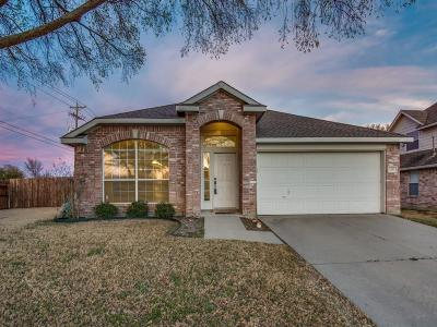 Mckinney Single Family Home For Sale: 2212 Oleander Way