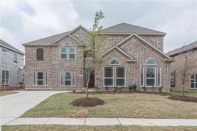 Single Family Home For Sale: 4233 Rainwater Creek