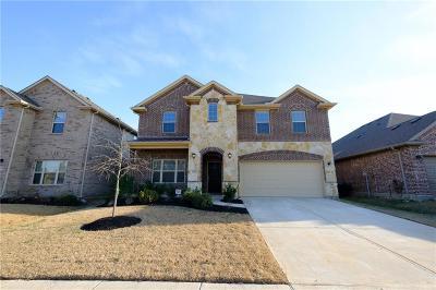 Frisco Single Family Home For Sale: 11808 Parade Drive
