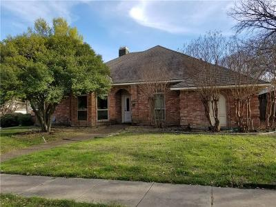 Plano Single Family Home For Sale: 2300 Brown Deer Trail