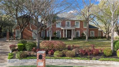 Plano TX Single Family Home For Sale: $2,299,500