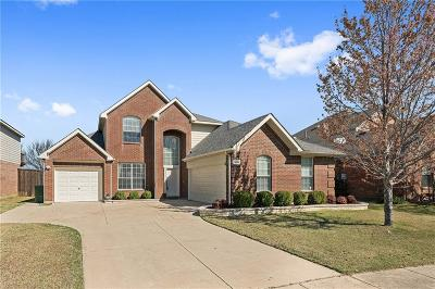 The Colony TX Single Family Home For Sale: $425,000