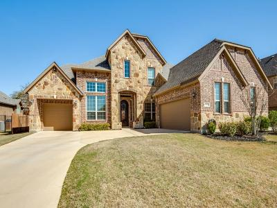 Fort Worth TX Single Family Home For Sale: $534,900