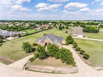 Waxahachie Single Family Home For Sale: 128 Spring Grove Drive