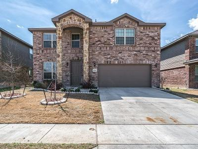 Fort Worth Single Family Home For Sale: 2912 Coyote Canyon Trail