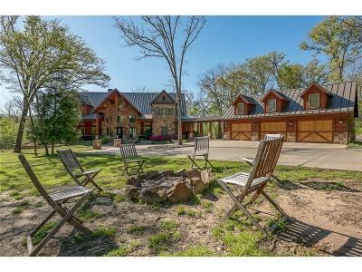 Malakoff Single Family Home For Sale: 14150 Ridge Lane