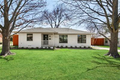 Single Family Home For Sale: 9924 Parkford Drive