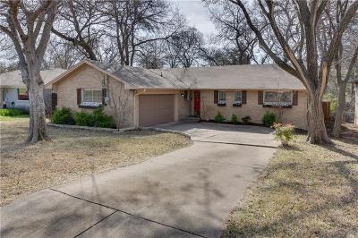 Dallas Single Family Home For Sale: 2440 El Cerrito Drive