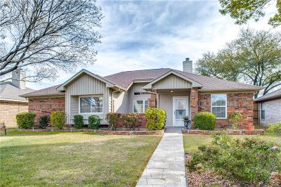 Coppell Single Family Home For Sale: 633 Phillips Drive