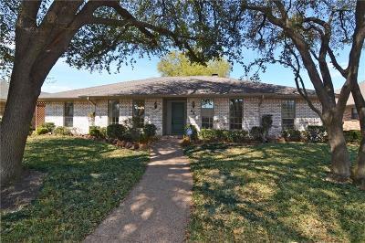 Richardson Single Family Home For Sale: 621 Harvest Glen Drive