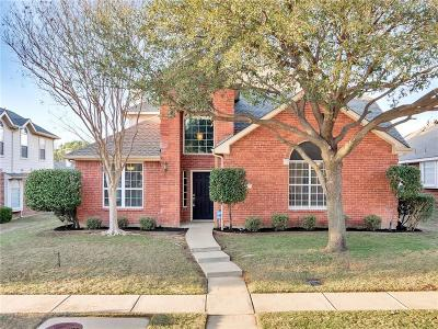 Lewisville Single Family Home For Sale: 417 Ivan Drive