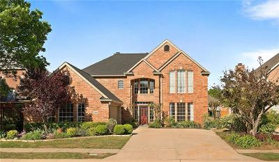 McKinney Single Family Home Active Option Contract: 5812 Edgewood Drive