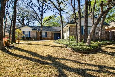 Arlington Single Family Home For Sale: 4700 Valleycrest Drive