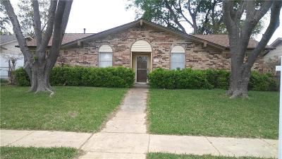 Garland Single Family Home For Sale: 1413 Kingsbridge Drive