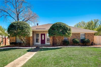 Plano Single Family Home For Sale: 1344 Glyndon Drive