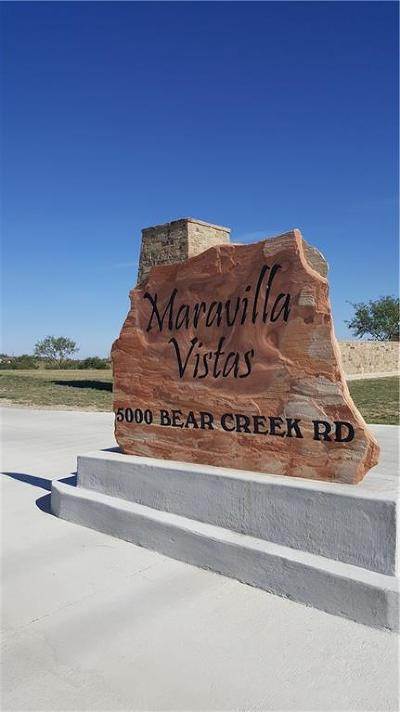 Aledo Residential Lots & Land For Sale: 141 Maravilla Drive