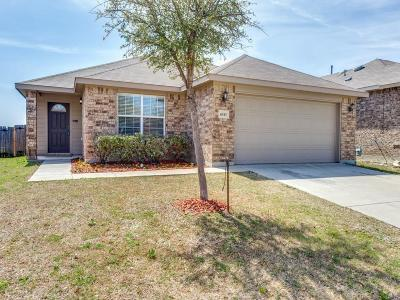 Fort Worth Single Family Home For Sale: 6341 Ferncreek Lane