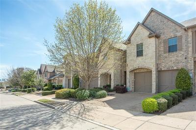 Frisco Townhouse For Sale: 2451 Greymoore Drive