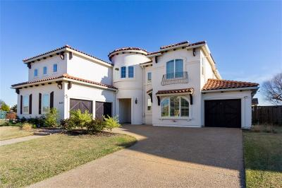 Mckinney Single Family Home For Sale: 8601 Tuscan Oaks Drive