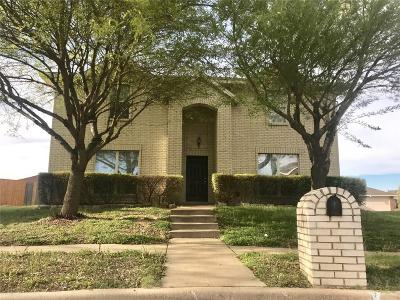 Desoto Single Family Home For Sale: 601 Canyon Place