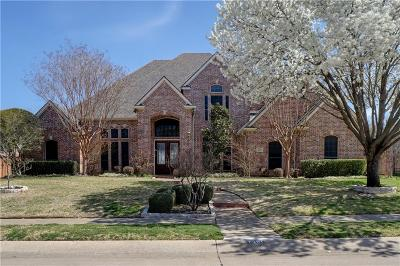 Colleyville Single Family Home For Sale: 7301 Balmoral Drive