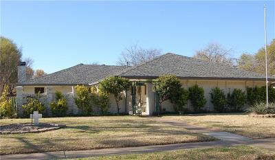 Plano Single Family Home For Sale: 3112 Brookshire Drive