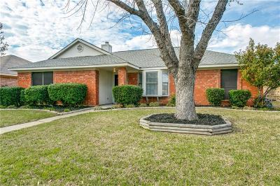 Coppell TX Single Family Home For Sale: $315,000