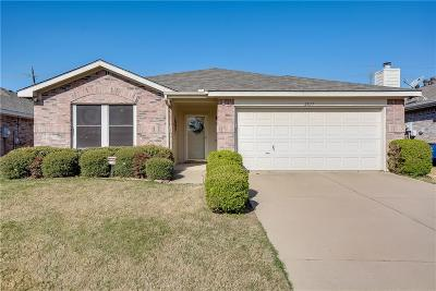 Mckinney Single Family Home For Sale: 2817 Terrace Drive
