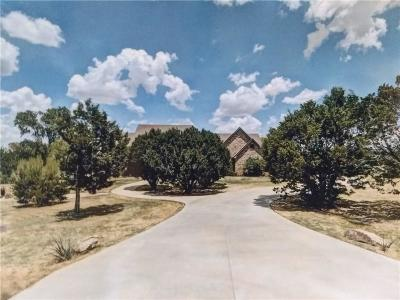 Somervell County Single Family Home For Sale: 1158 Clayton Court
