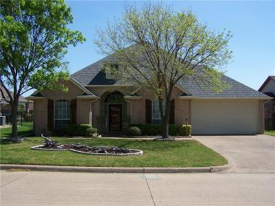 Granbury Single Family Home Active Option Contract: 1209 Canvasback Drive