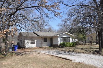 Azle Single Family Home For Sale: 1109 Carpenter Street