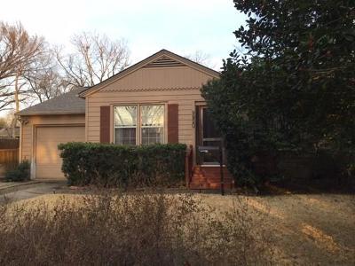 Single Family Home For Sale: 9920 Coppedge Lane