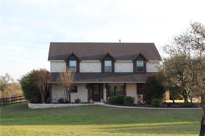Aledo Single Family Home Active Contingent: 200 Rock Glenn Court