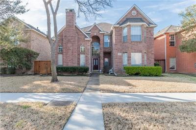 Coppell Single Family Home Active Kick Out: 911 Beau Drive