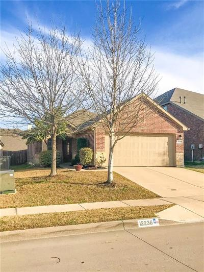 Fort Worth Single Family Home For Sale: 12236 Walden Wood Drive