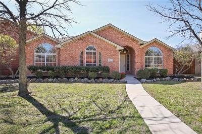 Frisco Single Family Home For Sale: 11313 Canoe Road