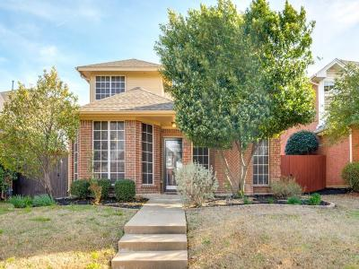 Lewisville Single Family Home For Sale: 1786 Circle Creek Drive