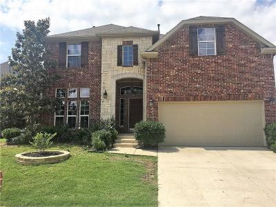 Mckinney Single Family Home For Sale: 8605 Watson Drive