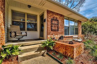 Richardson Single Family Home For Sale: 802 Nottingham Drive