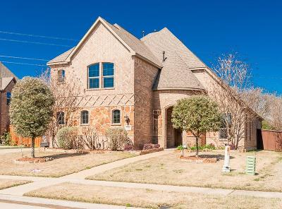 Grand Prairie TX Single Family Home For Sale: $360,000