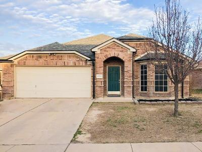 Fort Worth Single Family Home For Sale: 6524 Fitzgerald Street