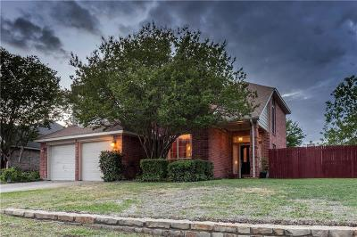 Flower Mound Single Family Home For Sale: 2232 Ellis Drive